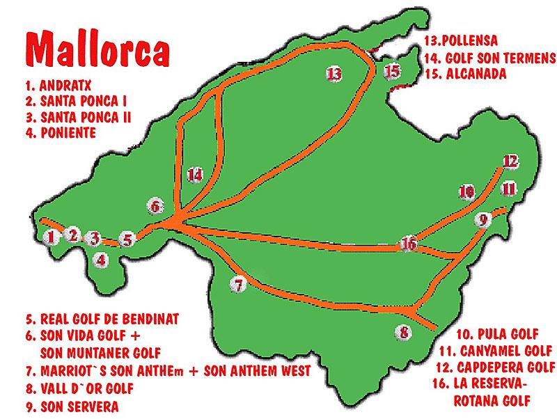 Golfplusonline Mallorca Ein Urlaubsparadies Nicht Nur Für Golfer