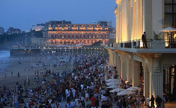 biarritz frankreich webcam
